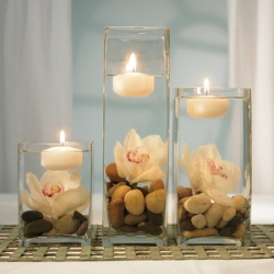 Candle Wedding Centerpiece Ideas